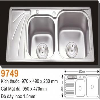 Chậu rửa 9749