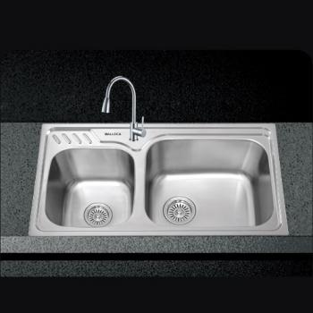 Chậu rửa Malloca MS 1003