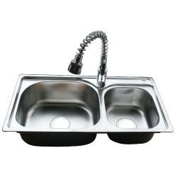 Chậu rửa bát TKS-7843R